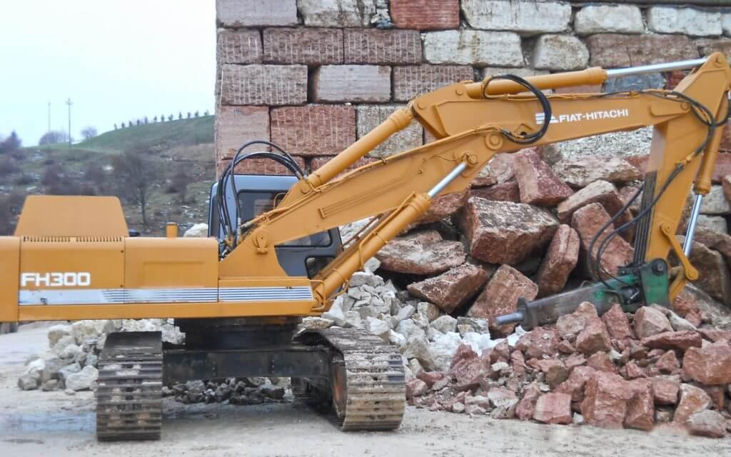 Impianti Lavorazione e recupero materiali inerti