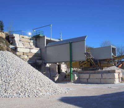Impianto Lavorazione E Recupero Materiali Inerti Asiago