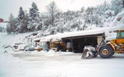 Mezzi Sgombero Neve Altopiano Di Asiago