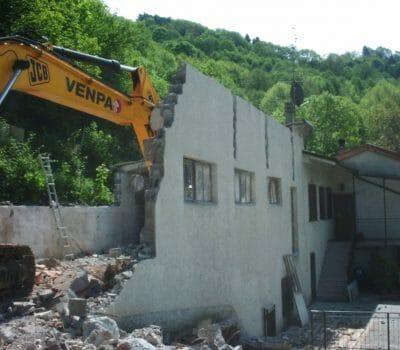 Demolizioni Bertacco Ardamdo Asiago